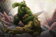 Hulk vs abomination by alo4477-d5xwvtd