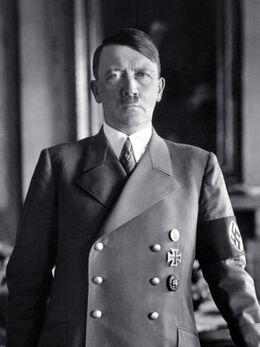 P Hitler