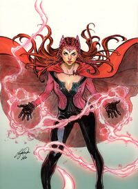 Scarlet Witch 6160