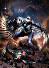 Vulture Drago Earth 61615