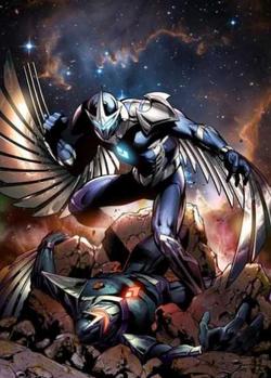 Vulture Drago Earth 61615