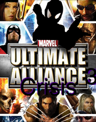Ultimate alliance 3 crisis cover