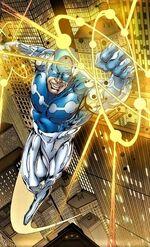 Rogers Captain Universe Marvelous
