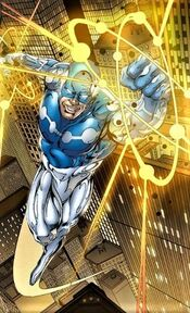 Rogers Captain Universe Marvelous