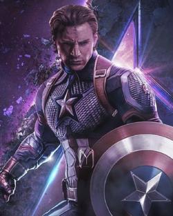 Captain America (Infinitiverse)