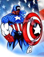 Captain Lucas Cage