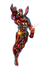 Iron Man Armor Model CE1