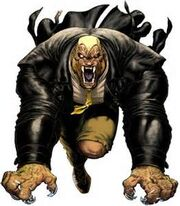 Ultimate Sabretooth