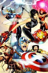 Avengers Earth-61615.8 2