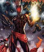 Captain Marvel Dark Future (Infinitiverse)
