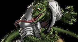 Lizard A!