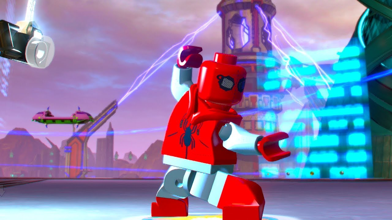 Lego ultimate spider man 2 marvel fanon fandom powered by wikia - Lego spiderman 2 ...
