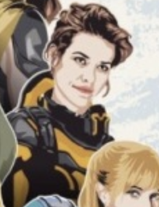 Wasp (DR)