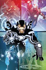 Iron Man Rhodes 61616