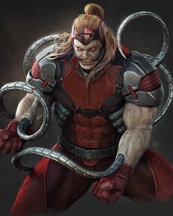 Omega Red (Infinitiverse)