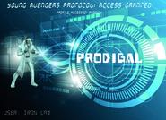 Prodigal (YA)