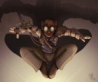 Steampunk spider man by whysoawesome-d4p94rm
