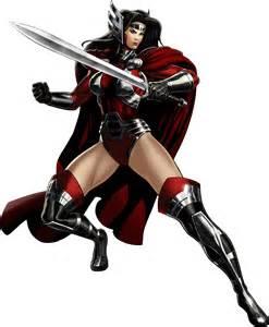 Sif (Marvel Ultimate Alliance)