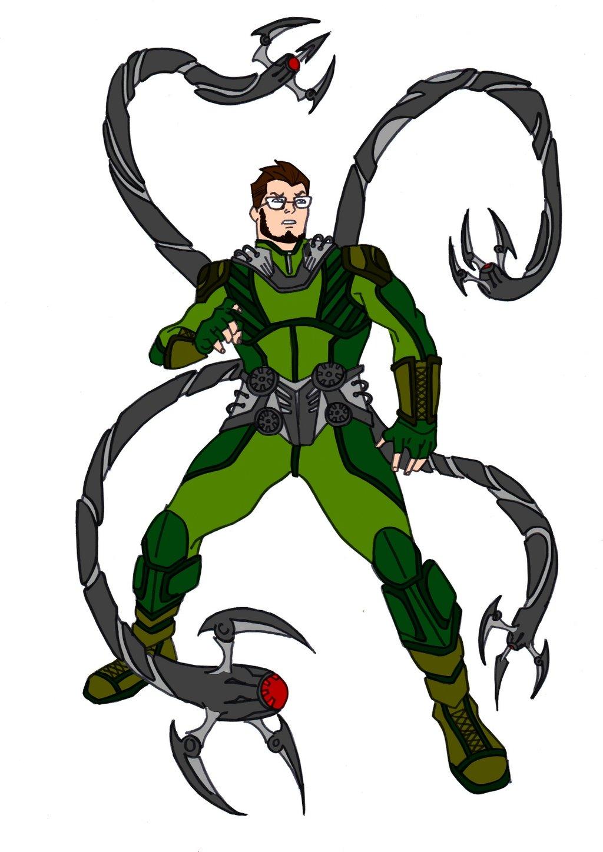 Otto Octavius (Earth-1111) | Marvel Fanon | FANDOM powered ...