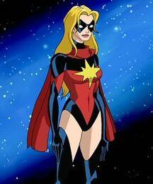 Carol Danvers (Earth-80920)