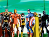 Avengers Earth's Mightiest Heroes: 10 Years Later
