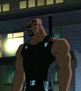 Blade Ultimate Spider-Man