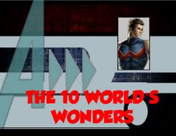 20-The 10 World's Wonders
