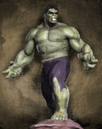Hulk Early 5