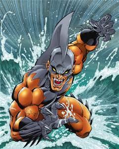 Tiger Shark (Marvel Ultimate Alliance)