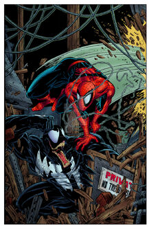Spiderman vs venom mcfarlane color -d9nn6t5