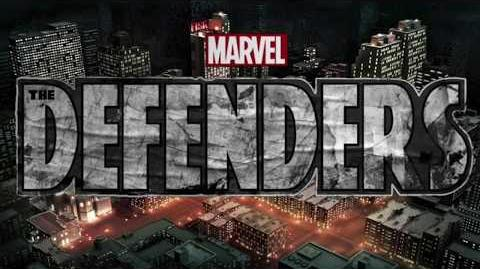 Defenders - Assemble! Teaser