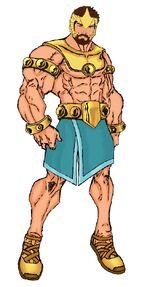 Hercules 2099 Marvel Universe