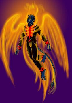 Nightcrawler Phoenix NEW!