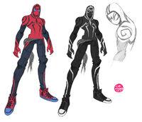 Spider-Man Redesign2