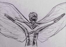 Angel-Sketch
