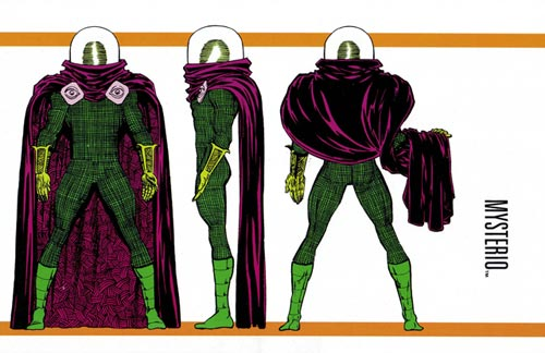 Mysterio Suit (Earth-3000)