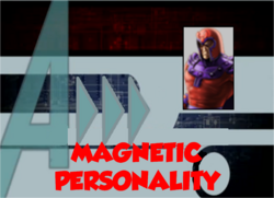 90-Magnetic Personality