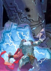 Thor and Galactus Earth-61616