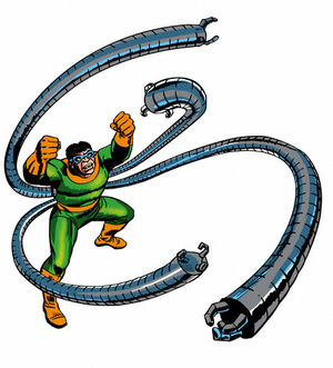 Doctor Octopus Disambiguation