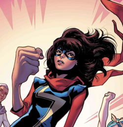 Ms. Marvel (Infinitiverse)