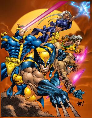 X-Men Disambiguation