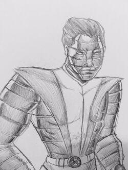 Colossus-Sketch