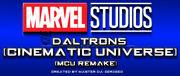 Marvel - Daltron MCU Logo
