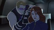 Widow and Hawkeye A! 06