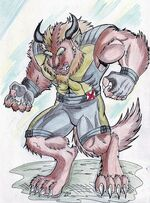Beast Hal McCoy Marvel