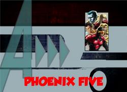 158-Phoenix Five