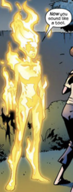 Firestar (Outsiders)