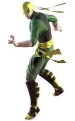 Iron Fist (Marvel Ultimate Alliance 2)