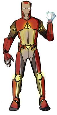Iron Knight Mk 2 1175