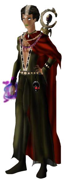 Sister Voodoo Marvel